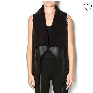 Apricot Lane Black Vest